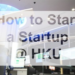 Join Startup Classes @ HKU