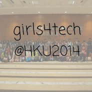 Girls4Tech at HKU