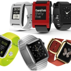 Pebble and Apple: Why We Might Be Using Wearables