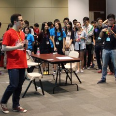 Blog: Startup Weekend HKU #2 Day 1