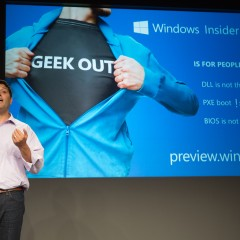 Geeking Out: Testing the Windows 10 Insider Preview