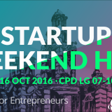 From media partner to organiser: We are back at Startup Weekend HKU!